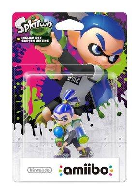 LOVE包膜~電玩店 任天堂 Nintendo Switch NS amiibo 漆彈大作戰 Splatoon 日本原廠
