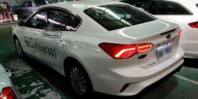 比德堡崁入式晴雨窗 福特Ford  FOCUS MK4 /4D 2019年起  原廠品質 OEM正品 全車四片價