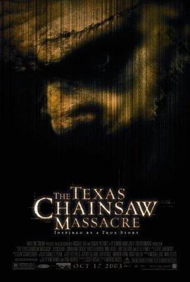 德州電鋸殺人狂-The Texas Chainsaw Massacre (2003)原版電影海報