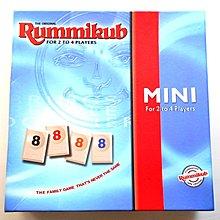 數字遊戲 桌上遊戲 拉密數字牌 Rummikub 益智玩具
