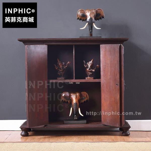 INPHIC-傢俱客廳泰式門廳櫃招財佛手東南亞整裝玄關櫃_FMG3