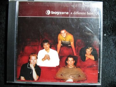 Boyzone 男孩特區 - A Different Beat - 1996年寶麗金版 - 81元起標 R144