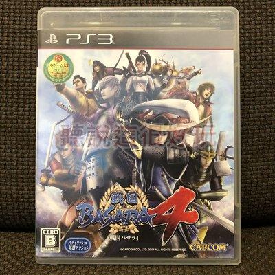 滿千免運 PS3 戰國 BASARA 4 Sengoku Basara 4 日版 正版 遊戲 49 D14