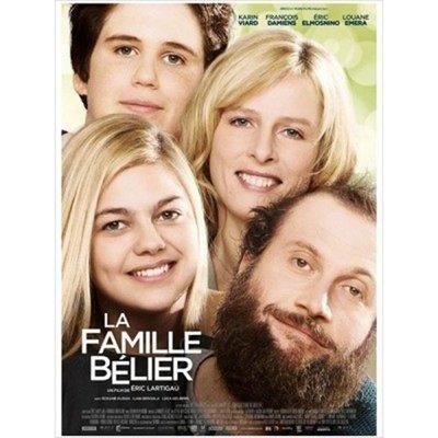【藍光電影】貝利葉一傢 La famille Bélier (2014)排名法國年度票房第二高的影片 65-053