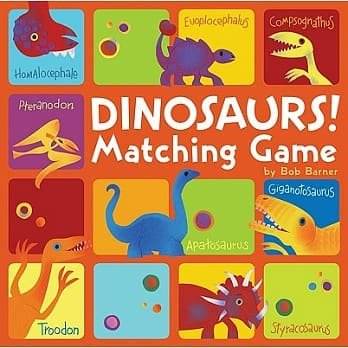 DINOSAURS! MATCHING GAME 恐龍配對遊戲