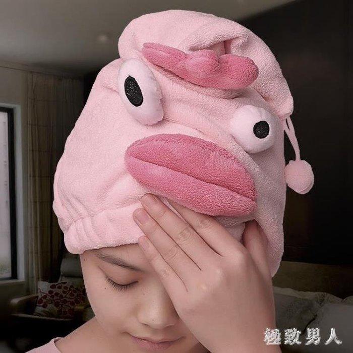 干發帽浴帽易快速吸水毛巾易速干擦頭發干發巾加 XW1491