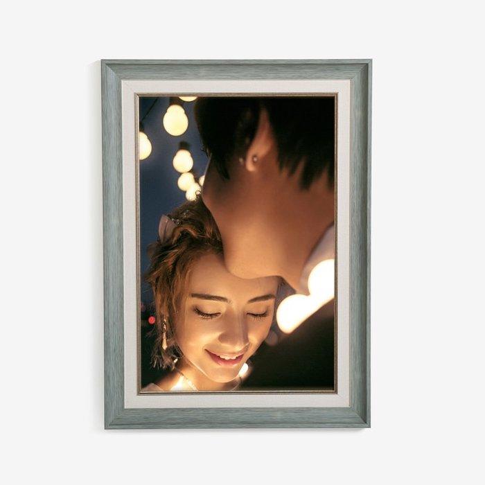 百城#婚紗相框掛墻組合結婚照16 20 24 30 36 40寸拼圖框裝裱畫框定做#抗劃痕 #抗氧化 #抗腐蝕 #耐沖擊