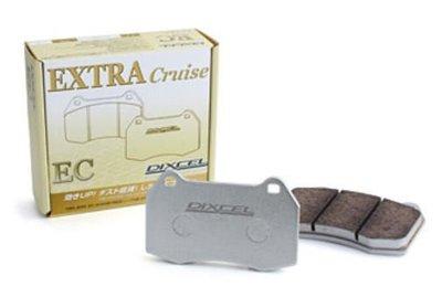 日本 DIXCEL EC 後 來令片 剎車皮 Honda CRV3 三代 3代 RE 07-11 專用