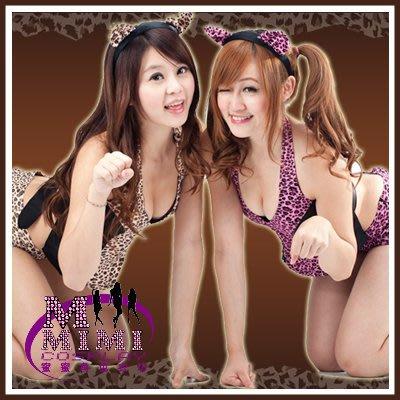 【T-091】美背式性感小野貓~專賣女僕裝.學生服.角色扮演~蜜蜜衣舖