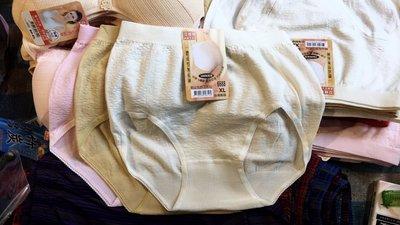 亞緹絲一體成型無痕褲 6688 尺寸有L XL Q各三色