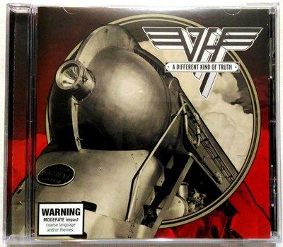 搖滾皇朝 / 范海倫合唱團 Van Halen / 另類真相 A Different Kind Of Truth / 破盤價 全新未拆