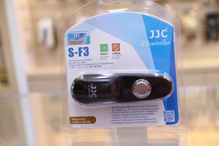 【日產旗艦】JJC 富士 Fuji 快門線 SF-3 RR90 XPRO2 XE2 X70 XT10 XT1 X100T