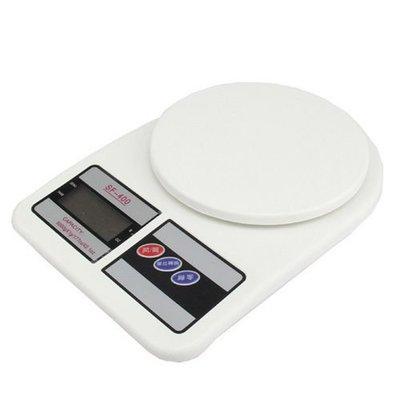 平台式按鍵料理秤 磅秤盎司秤計量器具克 電子秤非供交易  承重 3公斤最小1公克