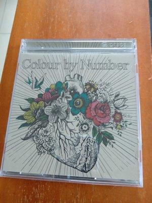 MONKEY MAJIK 猴子把戲 Colour by Number 彩繪塗鴉 CD+DVD 專輯  99.9新