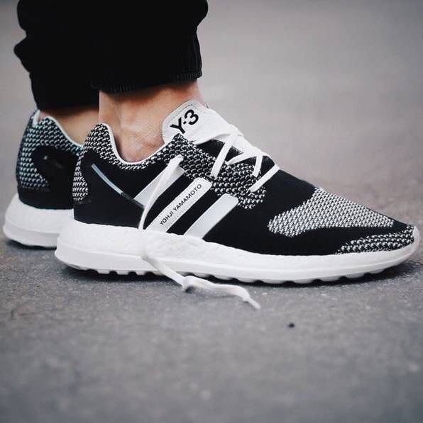 adidas y3 pure boost zg knit