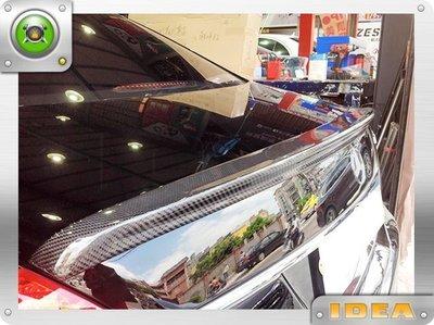 泰山美研社Y0989 BENZ W211 類AMG Carbon 卡夢尾翼 鴨尾 下訂前請詳閱關於我