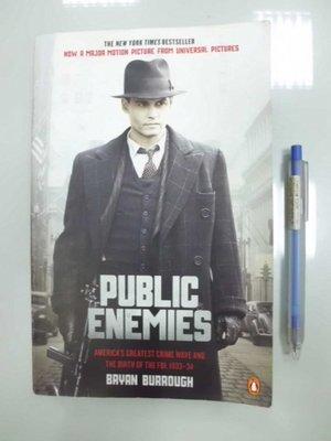 6980銤:A9-4cd☆2004年出版『Public Enemies』《Bryan Burrough》