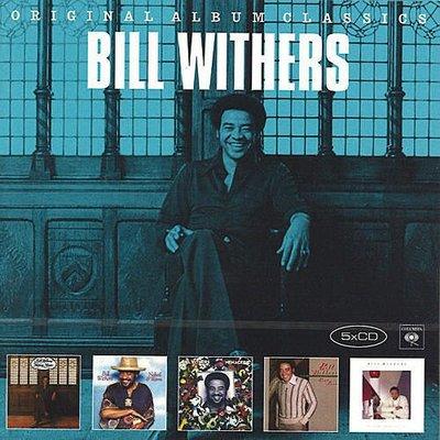 經典專輯精選 (5CD) Original Album Classics / 比爾威德斯 Bill Withers --- 88843065752