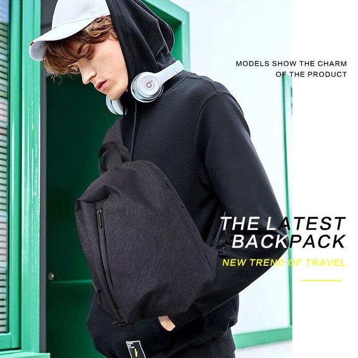 [包妳喜歡]胸包休閑男士斜挎包戶外防水腰包學生單肩包大容量斜跨背包運動包002