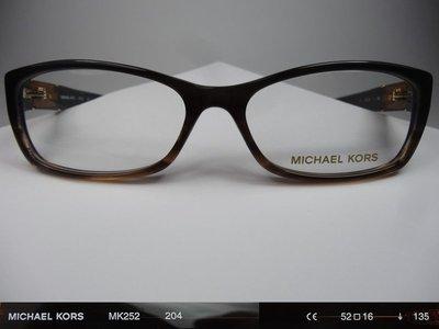 Michael Kors MK252 prescription frame eyeglasses spectacles