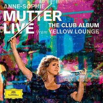 慕特神采 – Yellow Lounge古典新創意 CD+DVD/慕特   Mutter ---4795021