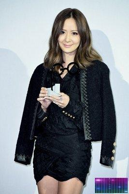 Chanel ❤️ 走秀款拼接外套 黑色