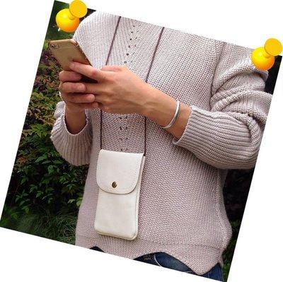 【GooMea】3免運 SUGAR Y16 5.45吋 單層 掛脖 斜背 掛頸 手機袋 手機套 粉白
