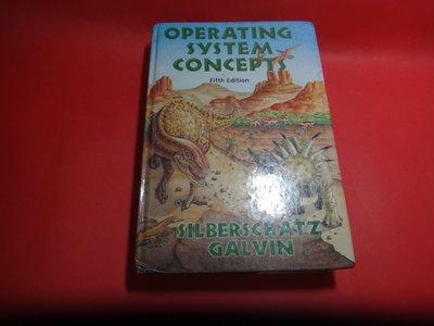 【愛悅二手書坊 20-09】Operating System Concepts