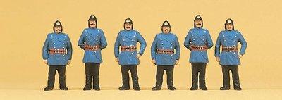 傑仲 (有發票) 博蘭 公司貨 Preiser 人物組 Firemen 12102 HO
