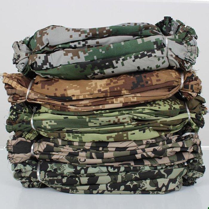 廠家~低價成人長款迷彩袖套男女防污耐用帆布護袖廚房工作勞保套袖