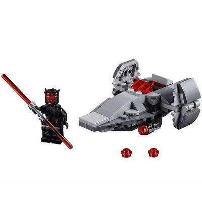 新風小鋪-正品樂高LEGO益智拼裝積木玩具 75224 星球大戰小人仔西斯滲透者