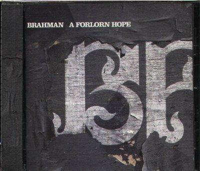 八八 - BRAHMAN - Forlorn Hope - 日版 CD+OBI