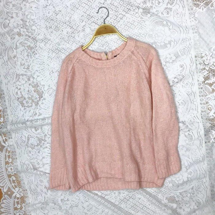 《H&M》全新粉色上衣 秋冬美衣上架 詳閱敍述 實拍
