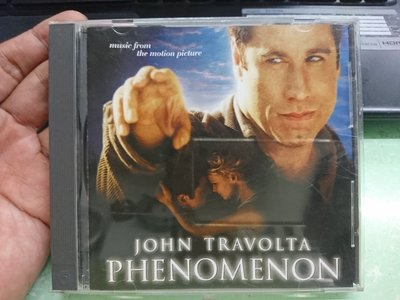 JOHN TRAVOLTA PHENOMENON 第三類奇蹟 CD
