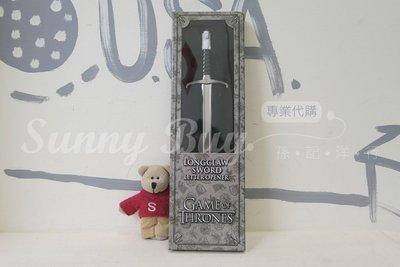 【Sunny Buy】◎預購◎ 權力遊戲 《冰與火之歌》Longclaw 拆信刀 官方授權