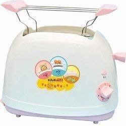 【免運】可利亞烘烤二用笑臉麵包機~粉色 KR-8001