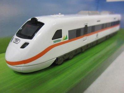 【KENTIM 玩具城】全新(台鐵授權)花蓮太魯閣號(TAROKO)列車擬真烤漆合金收藏精緻迴力車
