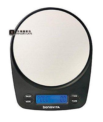 【TDTC 咖啡館】BONAVITA 新款(充電式)智能電子秤(內置鋰電池) - 符合環保署規定 非交易用