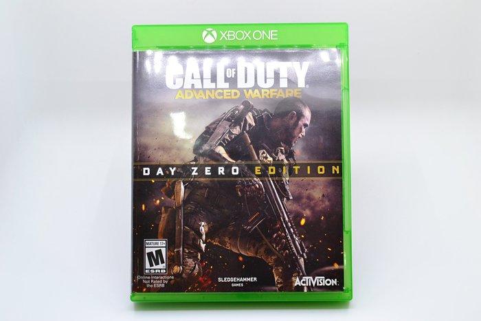 XBOX ONE 決勝時刻-先進戰爭 Call of Duty Advance (二手片-光碟約9成9新)