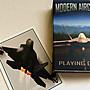 【USPCC撲克】Modern Aircraft Playing Car...