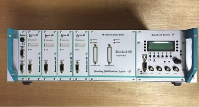 (泓昇) TEM Messtechnik BeamLock control servo 4D 16 Channel