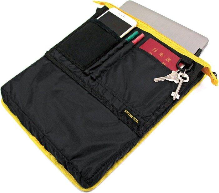 日本StreamTrail戶外防水背包DryTank雙肩背包專用魔鬼氈內袋A--TANK INNER A