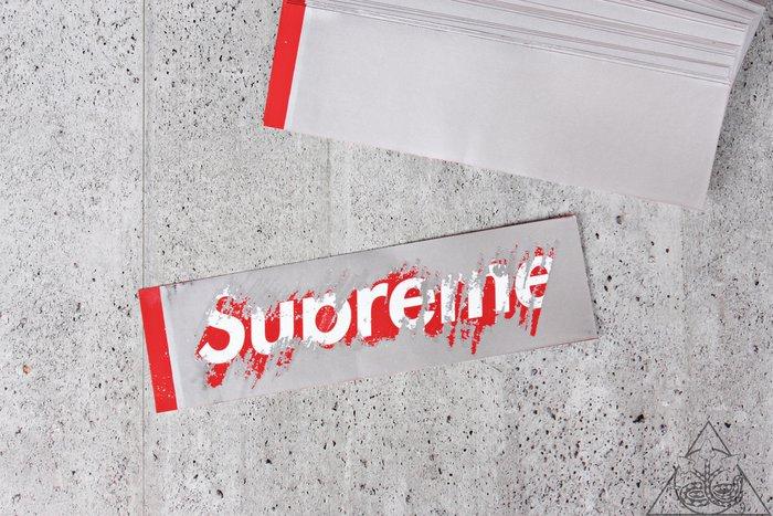 【HYDRA】Supreme Scratch Box Sticker 刮刮樂 防水 貼紙【SUP404】