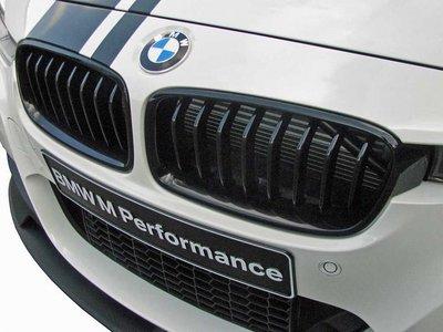 【樂駒】BMW F30 F31 M Performance 原廠 高亮黑 水箱罩 黑鼻頭 空力 套件 外觀 性能 進氣