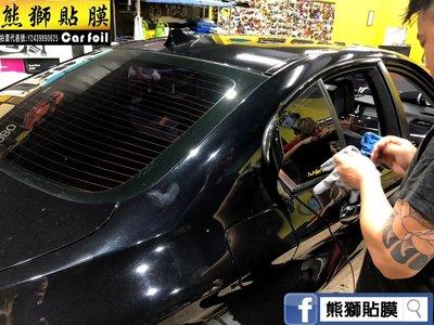 【熊獅貼膜】BMW F10 鍍鉻飾條、車身拉線Nissan Peugeot Porsche Renault Toyota