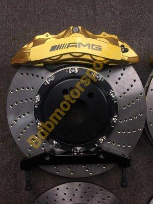 邦德堡國際 正AMG卡鉗 C200 C250 C300 C400 CLA250 全浮動碟盤  可另購後輪加大碟