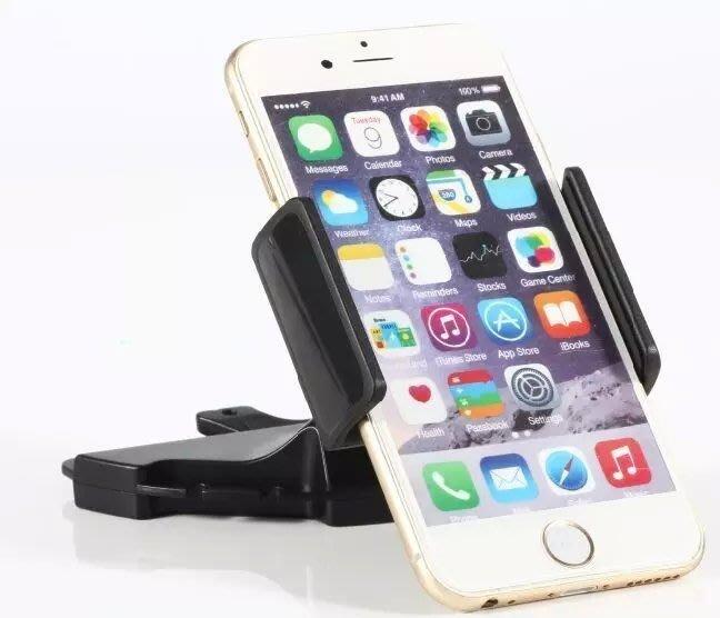 【妞妞♥3C】光碟CD手機車架 支架手機架 iPhone8 XZS S9 R11s R15 plus U11 P20