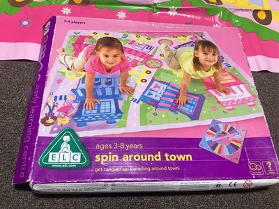 預售 國外帶回 Twister 扭扭樂 ELC 正品 女孩專屬 Harsbo orchard 迪士尼