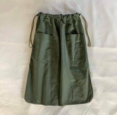 轉售 魚飛 fish in jp ARTE POVERA  USランドリーBAG REMAKEスカート裙