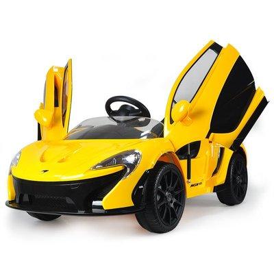 【W先生】 672R 原廠授權 McLaren 邁凱倫P1 麥拉倫 雙驅 雙馬達 避震器 兒童騎乘 電動童車 電動汽車